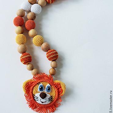 Одежда ручной работы. Ярмарка Мастеров - ручная работа Слингобусы «Львенок». Handmade.