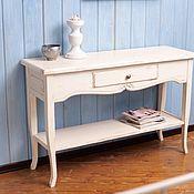 Для дома и интерьера ручной работы. Ярмарка Мастеров - ручная работа столик консольный. Handmade.