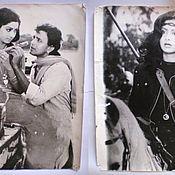 Винтаж handmade. Livemaster - original item Retro photos of bollywood stars. Handmade.