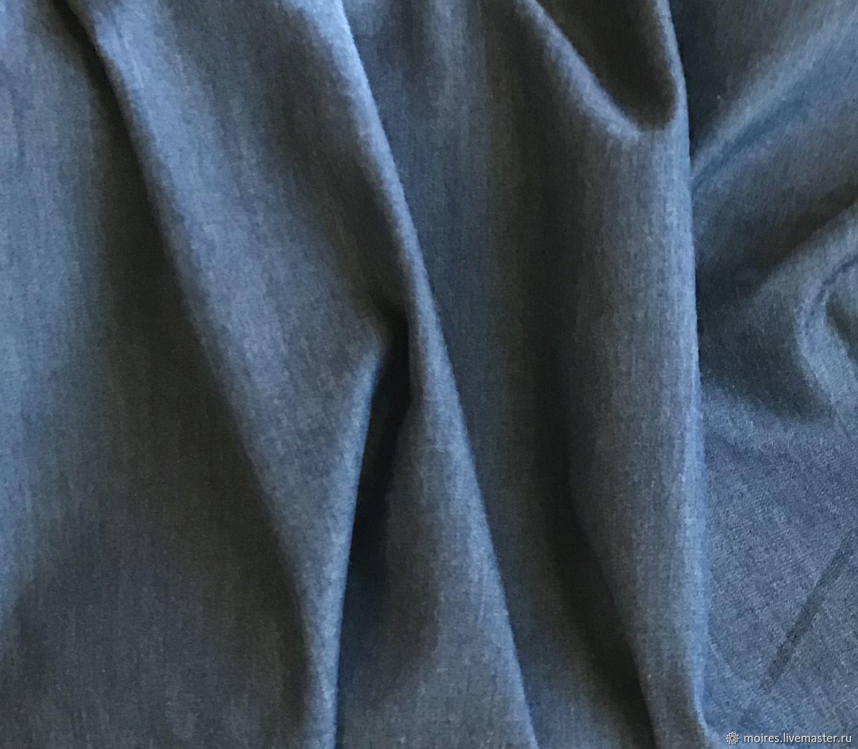Ткань Тонкая Джинса Для Платьев