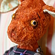 Мишки Тедди ручной работы. Если в сердце живет морковь). Лялечкины мишки (Nonafuma). Ярмарка Мастеров. Винтажный плюш