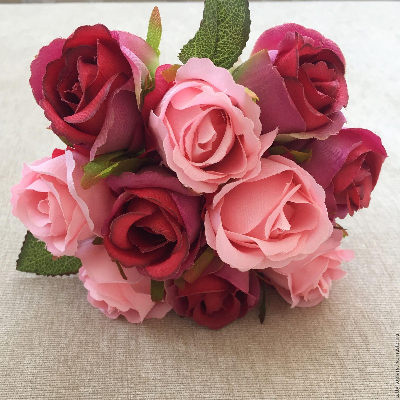 Розы цена своими руками