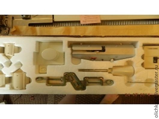 Вязание ручной работы. Ярмарка Мастеров - ручная работа. Купить Нижняя фонтура Silver SRP325. Handmade. Сильвер, пластик