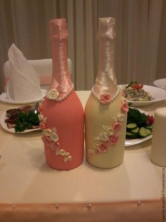 Стоимость включает только оформление бутылок!!!