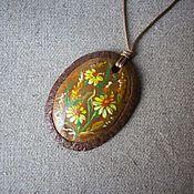 Украшения handmade. Livemaster - original item Pendant from polymer clay