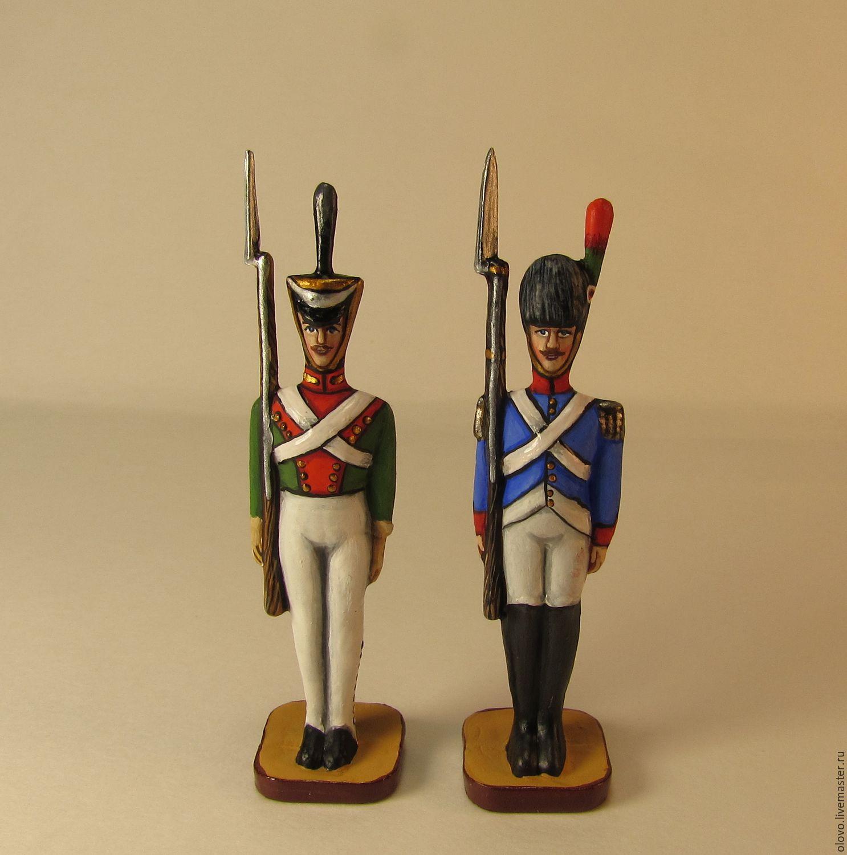 Вакансии по росписи солдатиков