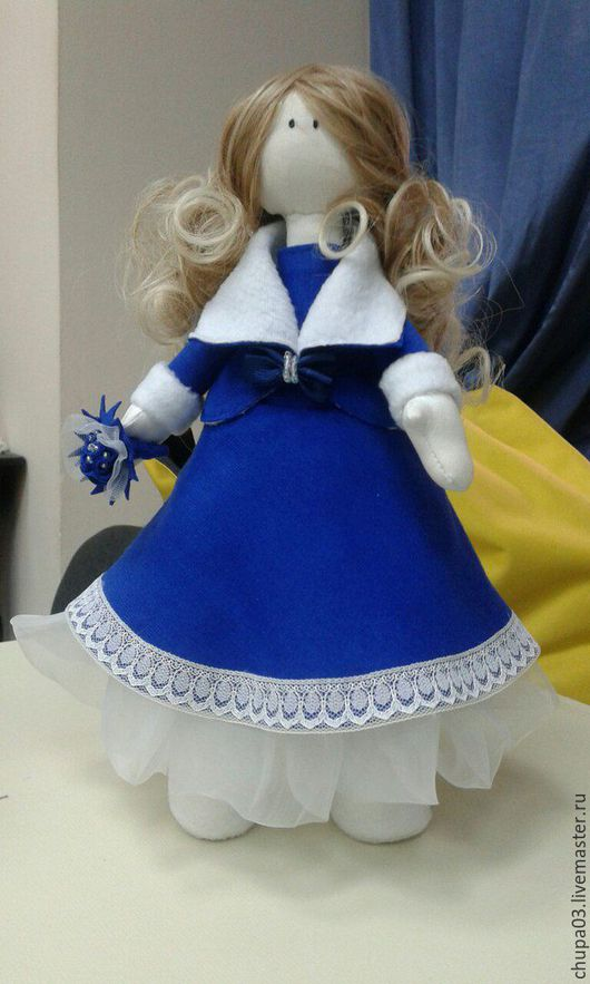 Коллекционные куклы ручной работы. Ярмарка Мастеров - ручная работа. Купить Кукла. Handmade. Текстильная кукла, кукла ручной работы