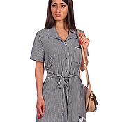 Одежда manualidades. Livemaster - hecho a mano Shirt dress
