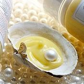 Косметика ручной работы handmade. Livemaster - original item A sunscreen fluid for face, neck and décolleté SPF-5. Handmade.