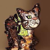 Куклы и игрушки ручной работы. Ярмарка Мастеров - ручная работа Кот Мурлик. Handmade.