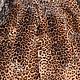 Верхняя одежда ручной работы. Шуба из меха кенгуру-леопард.. Марина (maxa-ma). Ярмарка Мастеров. Шуба с капюшоном