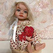 Куклы и игрушки ручной работы. Ярмарка Мастеров - ручная работа кукла-младенец. Handmade.