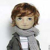 Куклы и игрушки ручной работы. Ярмарка Мастеров - ручная работа Мальчик Даня. Handmade.