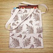 Сумки и аксессуары handmade. Livemaster - original item shopper: Eco-bag