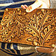 Passport cover 'Oak leaves'. Wallets. schwanzchen. My Livemaster. Фото №6