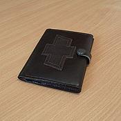 Сувениры и подарки ручной работы. Ярмарка Мастеров - ручная работа Бумажник для автодокументов Chevrolet. Handmade.
