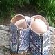 Обувь ручной работы. сандали из питона мультиколор. Paradise Bali. Интернет-магазин Ярмарка Мастеров. Сандалии из кожи, кожа питона