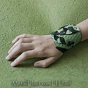 Украшения ручной работы. Ярмарка Мастеров - ручная работа Rhaegal. Браслет- зелёный дракон. Handmade.