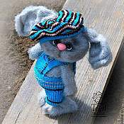 Куклы и игрушки handmade. Livemaster - original item Hare Patrick II. Handmade.