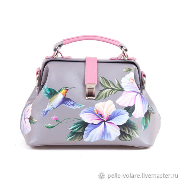 A little hand-bag 'Hummingbird', Valise, St. Petersburg,  Фото №1