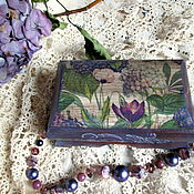 Для дома и интерьера handmade. Livemaster - original item Box of birch