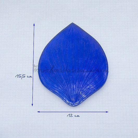 М025 Молд цветка калла большой