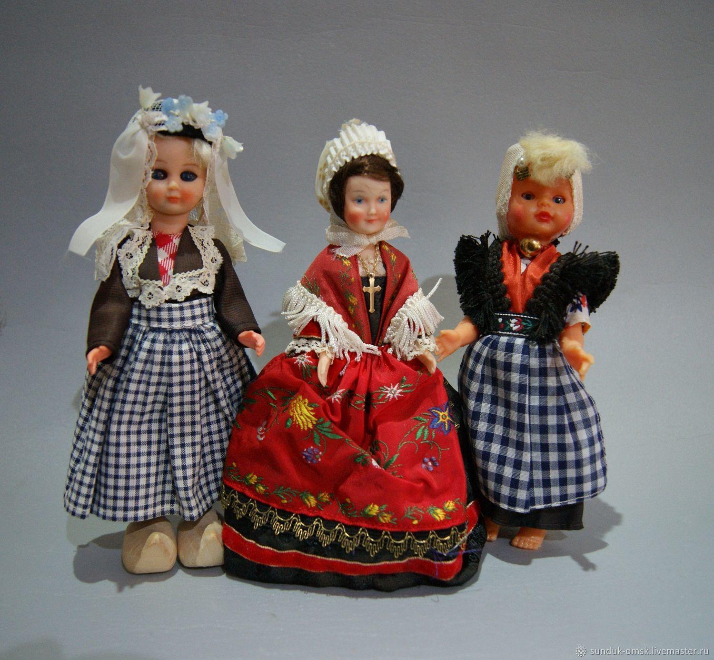 Куклы Европа, Народная кукла, Омск,  Фото №1