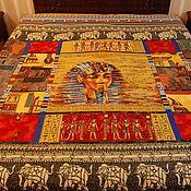 Для дома и интерьера ручной работы. Ярмарка Мастеров - ручная работа Покрывало  Фараон. Handmade.