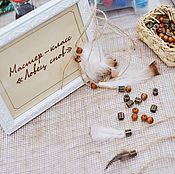"""Подарки к праздникам ручной работы. Ярмарка Мастеров - ручная работа Мастер-класс """"Ловец снов"""". Handmade."""