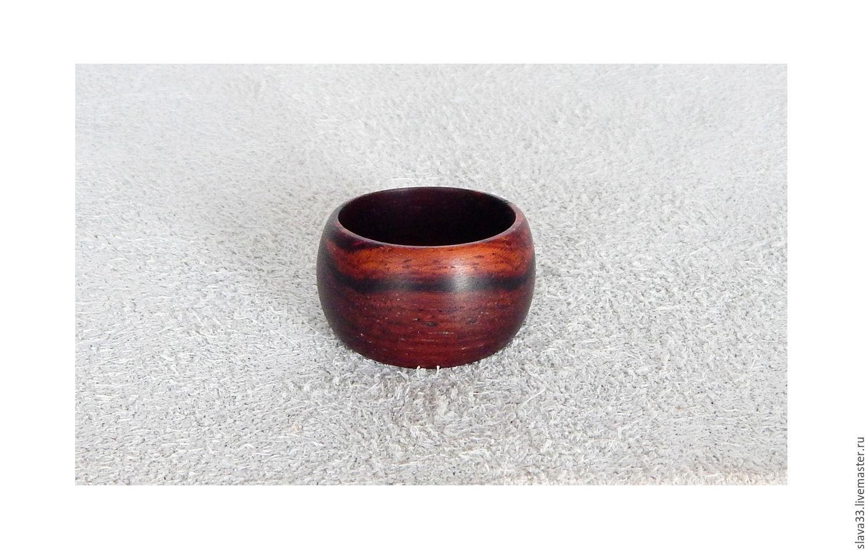 Wooden ring, Rings, Vladimir,  Фото №1