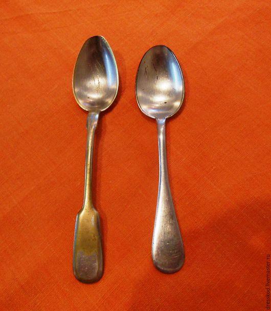 Винтажная посуда. Ярмарка Мастеров - ручная работа. Купить Старые ложки фраже. Handmade. Серебряный, ложечка, чайная церемония, винтаж