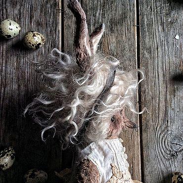 Куклы и игрушки ручной работы. Ярмарка Мастеров - ручная работа Ванилин. Handmade.