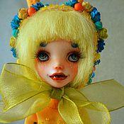 Куклы и игрушки handmade. Livemaster - original item OOAK. Sweetie. Articulated art doll. Handmade.