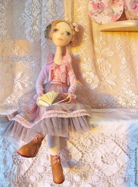 Кукла текстильная Меланья