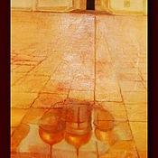 """Картины и панно ручной работы. Ярмарка Мастеров - ручная работа Картина """"Купола"""". Handmade."""