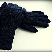 Аксессуары ручной работы. Ярмарка Мастеров - ручная работа перчатки мужские. Handmade.