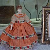 Винтаж ручной работы. Ярмарка Мастеров - ручная работа Винтажная куколка. Handmade.
