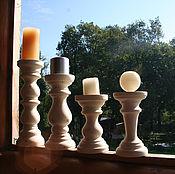 Для дома и интерьера ручной работы. Ярмарка Мастеров - ручная работа подсвечники большие. Handmade.