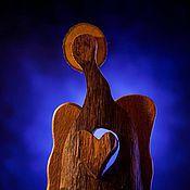Куклы и игрушки ручной работы. Ярмарка Мастеров - ручная работа Ангел из дерева. Handmade.