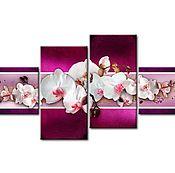 Картины ручной работы. Ярмарка Мастеров - ручная работа Орхидеи. Handmade.
