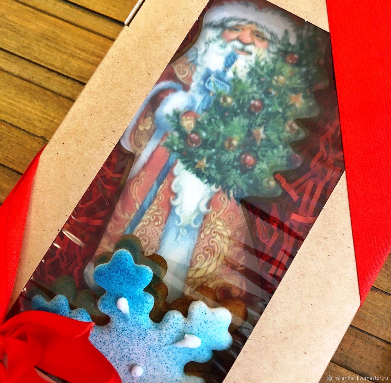 ПРЯНИКИ имбирные козули имбирные - Новый год, Набор пряников, Москва,  Фото №1
