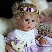 Куклы и игрушки ручной работы. Ярмарка Мастеров - ручная работа Офелия  «Ofelia». Handmade.
