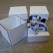 Сувениры и подарки handmade. Livemaster - original item Box made of micro5h5h5 cm. Handmade.