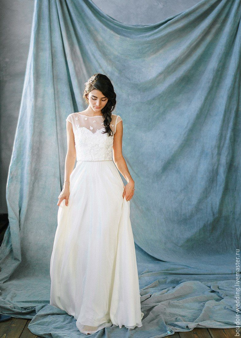 Wedding dress story – shop online on Livemaster with shipping ...
