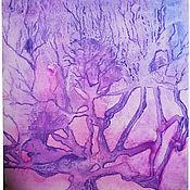 """Картины и панно ручной работы. Ярмарка Мастеров - ручная работа рисунок """"Дерево снов"""". Handmade."""