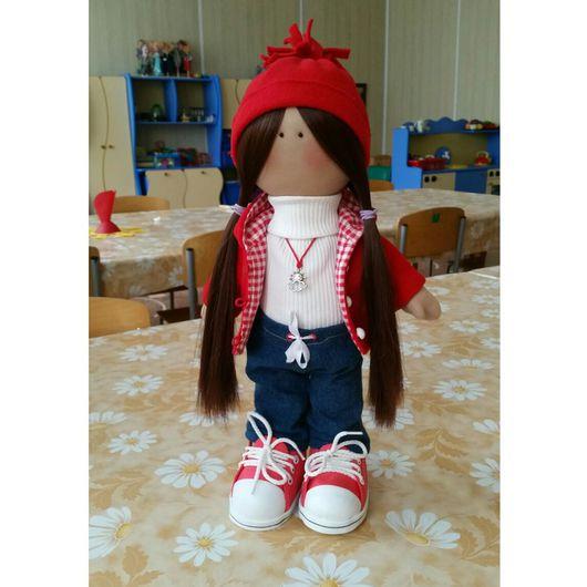 Куклы Тильды ручной работы. Ярмарка Мастеров - ручная работа. Купить Кукла интерьерная. Handmade. Кукла в подарок