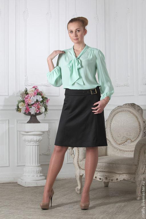 юбка женская из тонкой шерсти на кокетке юбка колокол юбка колокольчик юбка миди юбка шерсть юбка шерстяная юбка по колено юбка до колен юбка с поясом юбка на работу юбка на каждый день юбка на подкла