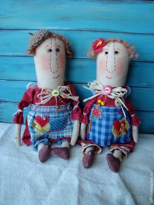 Ароматизированные куклы ручной работы. Ярмарка Мастеров - ручная работа. Купить Домашние феи. Handmade. Примитивная кукла, уютный дом