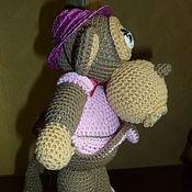 Куклы и игрушки ручной работы. Ярмарка Мастеров - ручная работа Большая обезьяна. Handmade.