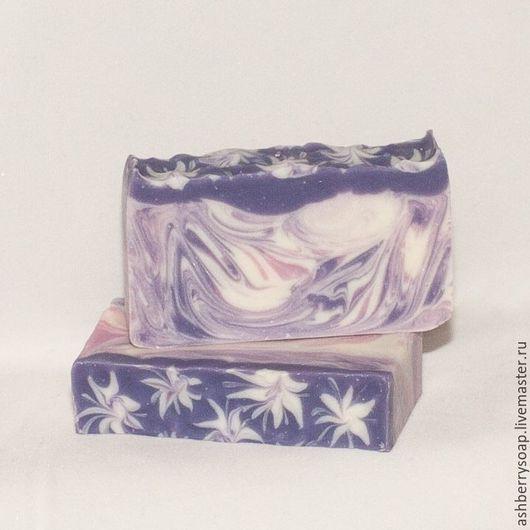 """Мыло ручной работы. Ярмарка Мастеров - ручная работа. Купить Натуральное мыло """"Вечерний шторм"""". Handmade. Мыло"""